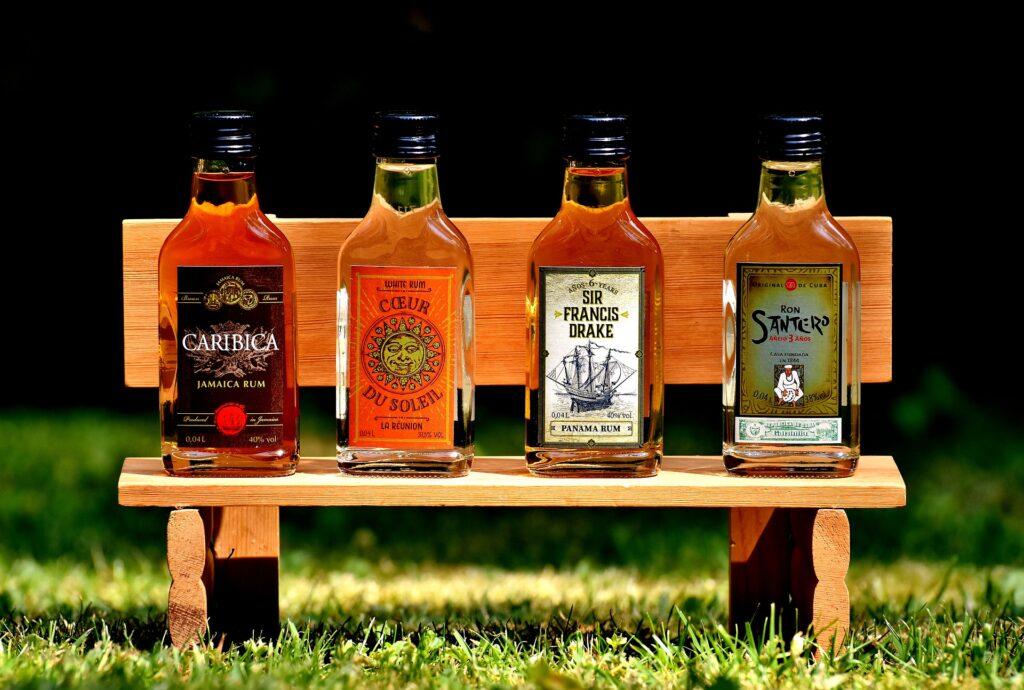 Soorten rum